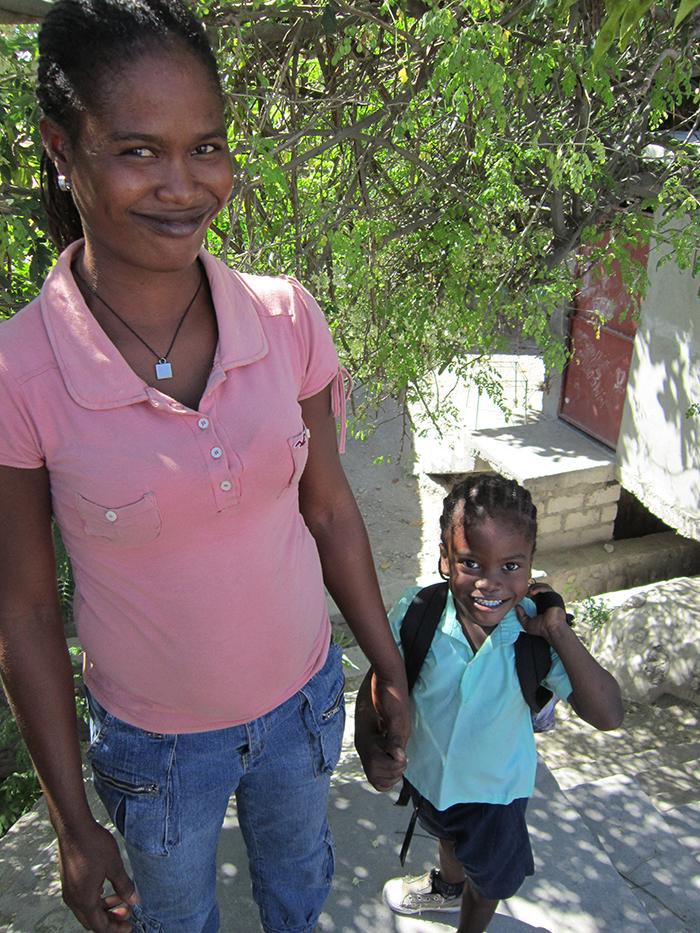 Jeta & Kervens - Haitian Families First
