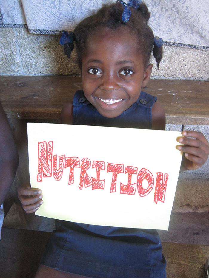 Support the Nutrition Program through Haitian Families First